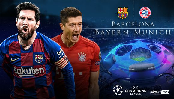 Barcelona Bayer Munich En Vivo